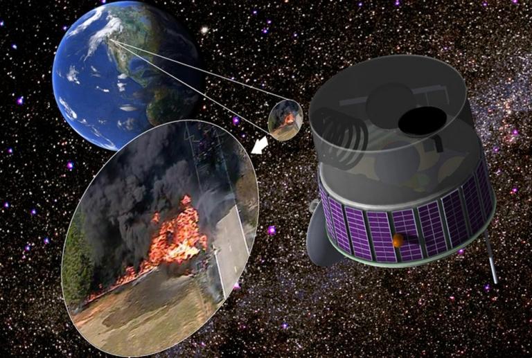 Científicos planean un sistema satelital que pueda detectar un incendio forestal en menos de 20 minutos