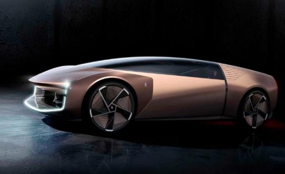 Los diseñadores italianos de Pininfarina entran al mundo de los vehículos autónomos con su propio Teorema