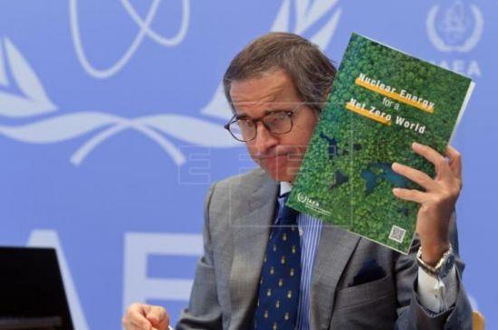 """La OIEA reconoce un """"problema serio"""" de vigilancia en planta nuclear de Irán"""